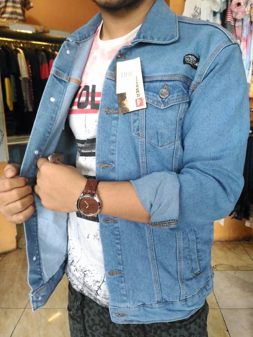 Grosir Distributor Jaket Jeans 04 Harga Murah Bagus Berkualitas